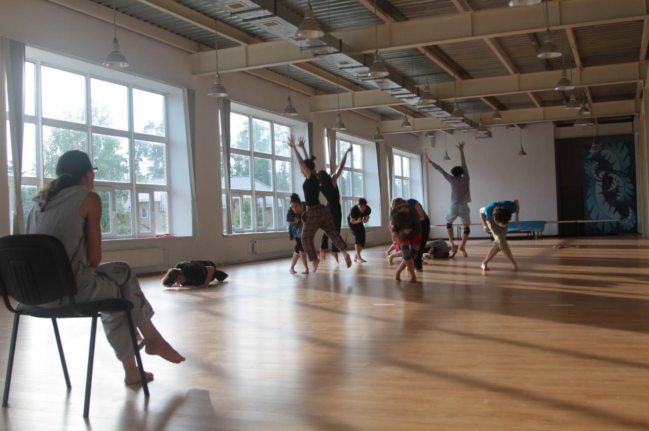 Международная летняя театральная школа СТД