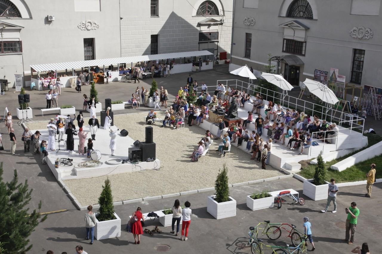 День города <br> в Музее Москвы