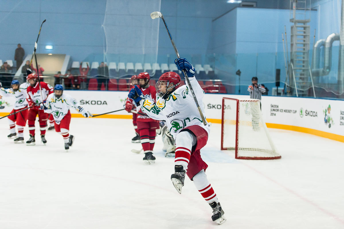 ŠKODA Junior Ice Hockey Cup 2014